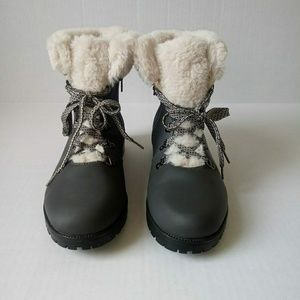 Comfortview Fur lined Hiking women's boots